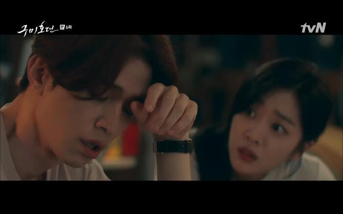'Bạn trai tôi là hồ ly' tập 6: Lee Dong Wook ngỡ ngàng vì Jo Bo Ah là con gái của mãng xà tinh? 27