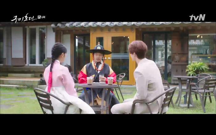 'Bạn trai tôi là hồ ly' tập 6: Lee Dong Wook ngỡ ngàng vì Jo Bo Ah là con gái của mãng xà tinh? 13