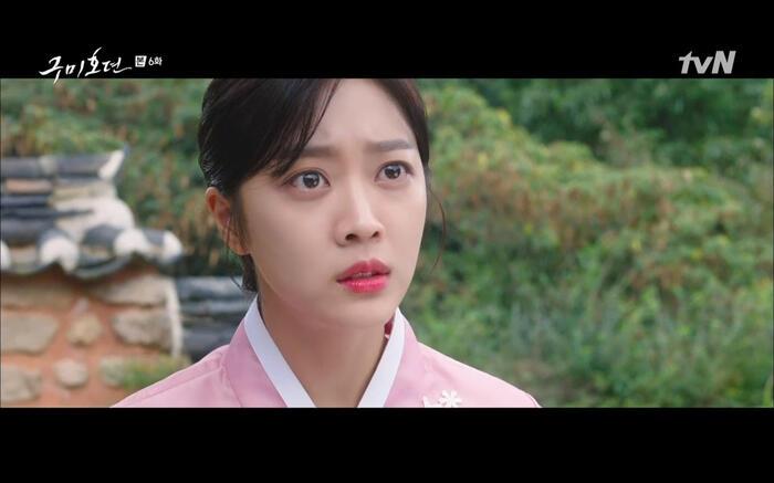 'Bạn trai tôi là hồ ly' tập 6: Lee Dong Wook ngỡ ngàng vì Jo Bo Ah là con gái của mãng xà tinh? 15