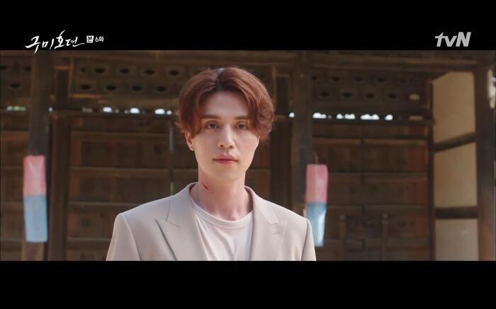'Bạn trai tôi là hồ ly' tập 6: Lee Dong Wook ngỡ ngàng vì Jo Bo Ah là con gái của mãng xà tinh? 10