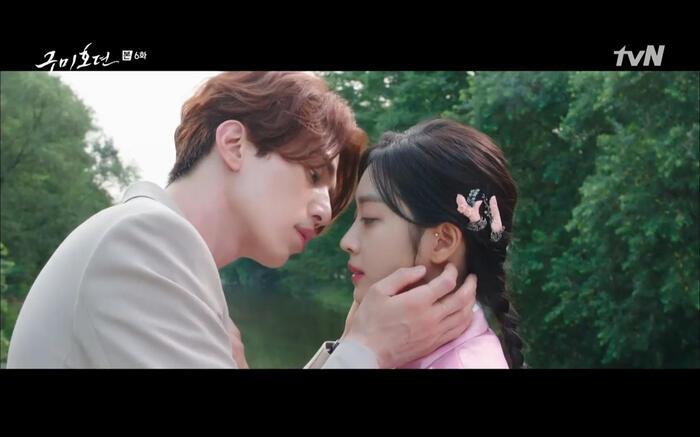 'Bạn trai tôi là hồ ly' tập 6: Lee Dong Wook ngỡ ngàng vì Jo Bo Ah là con gái của mãng xà tinh? 1