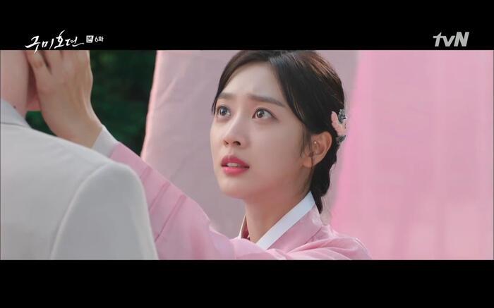 'Bạn trai tôi là hồ ly' tập 6: Lee Dong Wook ngỡ ngàng vì Jo Bo Ah là con gái của mãng xà tinh? 3