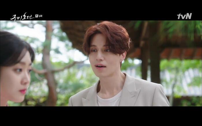 'Bạn trai tôi là hồ ly' tập 6: Lee Dong Wook ngỡ ngàng vì Jo Bo Ah là con gái của mãng xà tinh? 4
