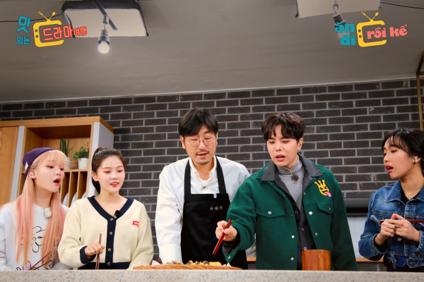 Báo Hàn đồng loạt đưa tin về TV-Show có nghệ sĩ Việt Nam - Hàn Quốc cùng tham gia 1