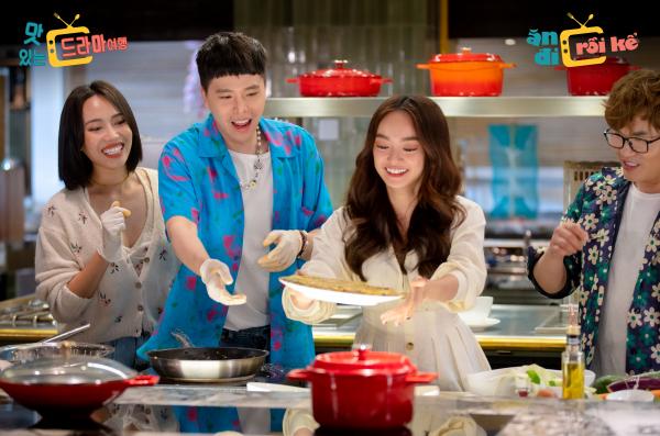 Báo Hàn đồng loạt đưa tin về TV-Show có nghệ sĩ Việt Nam - Hàn Quốc cùng tham gia 3