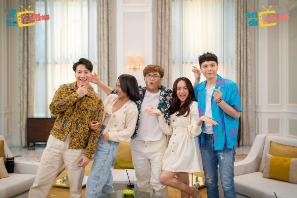 Báo Hàn đồng loạt đưa tin về TV-Show có nghệ sĩ Việt Nam - Hàn Quốc cùng tham gia 6