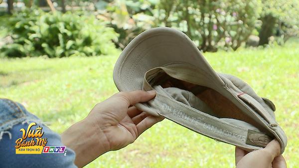 'Vua bánh mì' tập 27: Trương Mỹ Nhân rơi có chiếc nón mà Quốc Huy lập tức nhận ra nàng 0