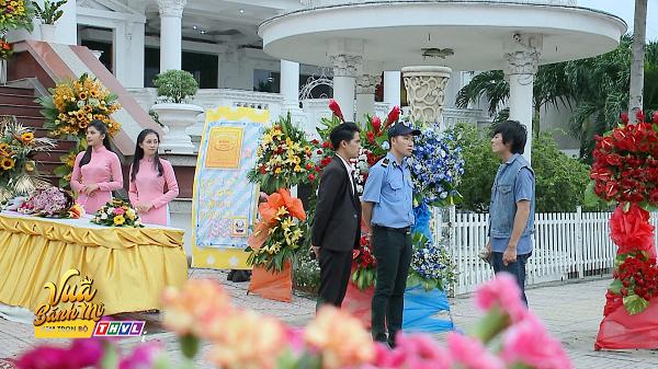 'Vua bánh mì' tập 27: Trương Mỹ Nhân rơi có chiếc nón mà Quốc Huy lập tức nhận ra nàng 8