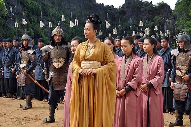 5 vị hoàng hậu xinh đẹp, quyền uy của màn ảnh Việt: Chưa lên sóng nhưng Thanh Hằng đã cân hết cả đội! 1