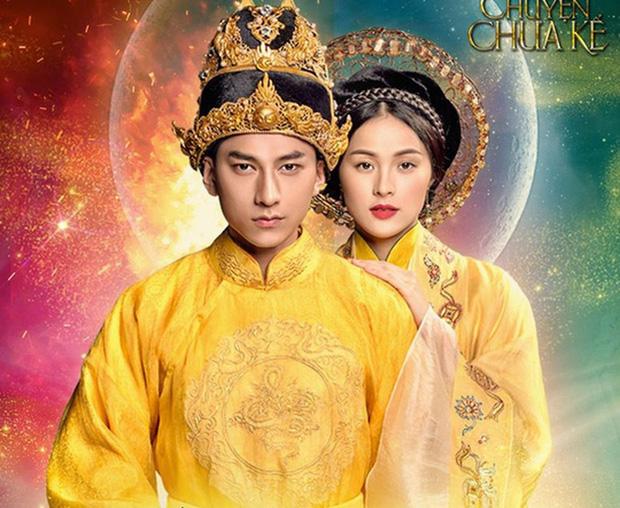 5 vị hoàng hậu xinh đẹp, quyền uy của màn ảnh Việt: Chưa lên sóng nhưng Thanh Hằng đã cân hết cả đội! 6