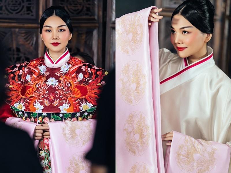 5 vị hoàng hậu xinh đẹp, quyền uy của màn ảnh Việt: Chưa lên sóng nhưng Thanh Hằng đã cân hết cả đội! 9
