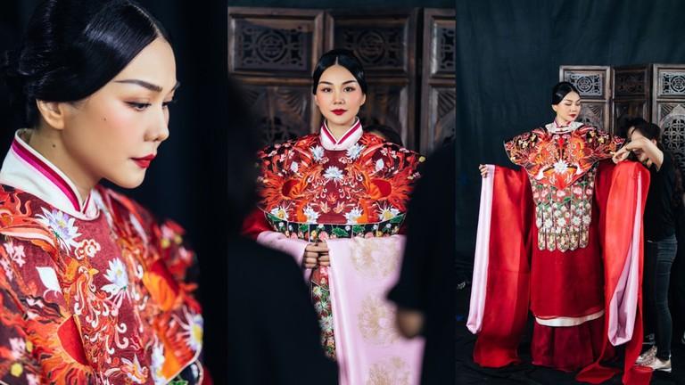 5 vị hoàng hậu xinh đẹp, quyền uy của màn ảnh Việt: Chưa lên sóng nhưng Thanh Hằng đã cân hết cả đội! 10