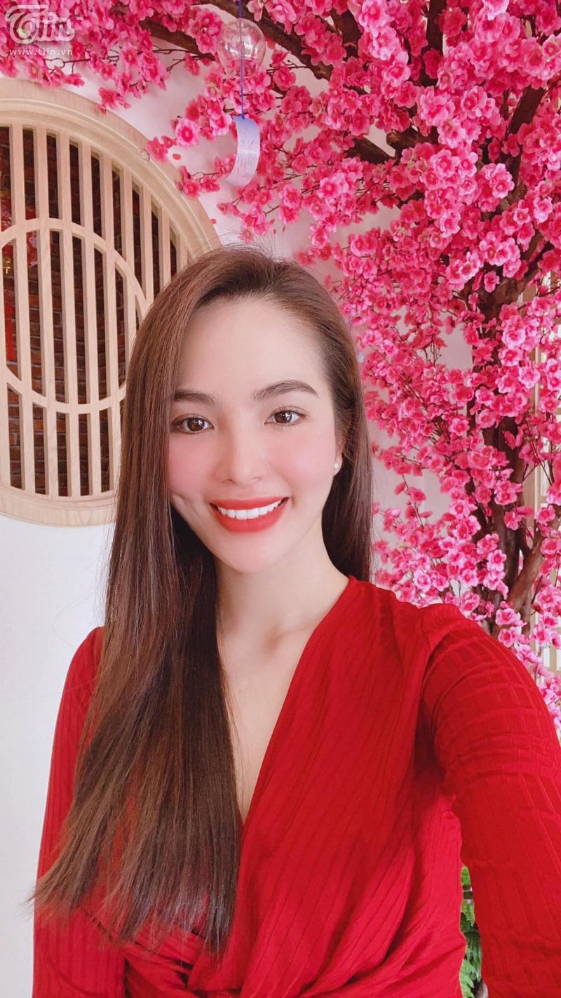 Sang tuổi mới, Dương Kim Ánh chúc Tiin ngày càng thành công, may mắn và phát triển hơn nữa.