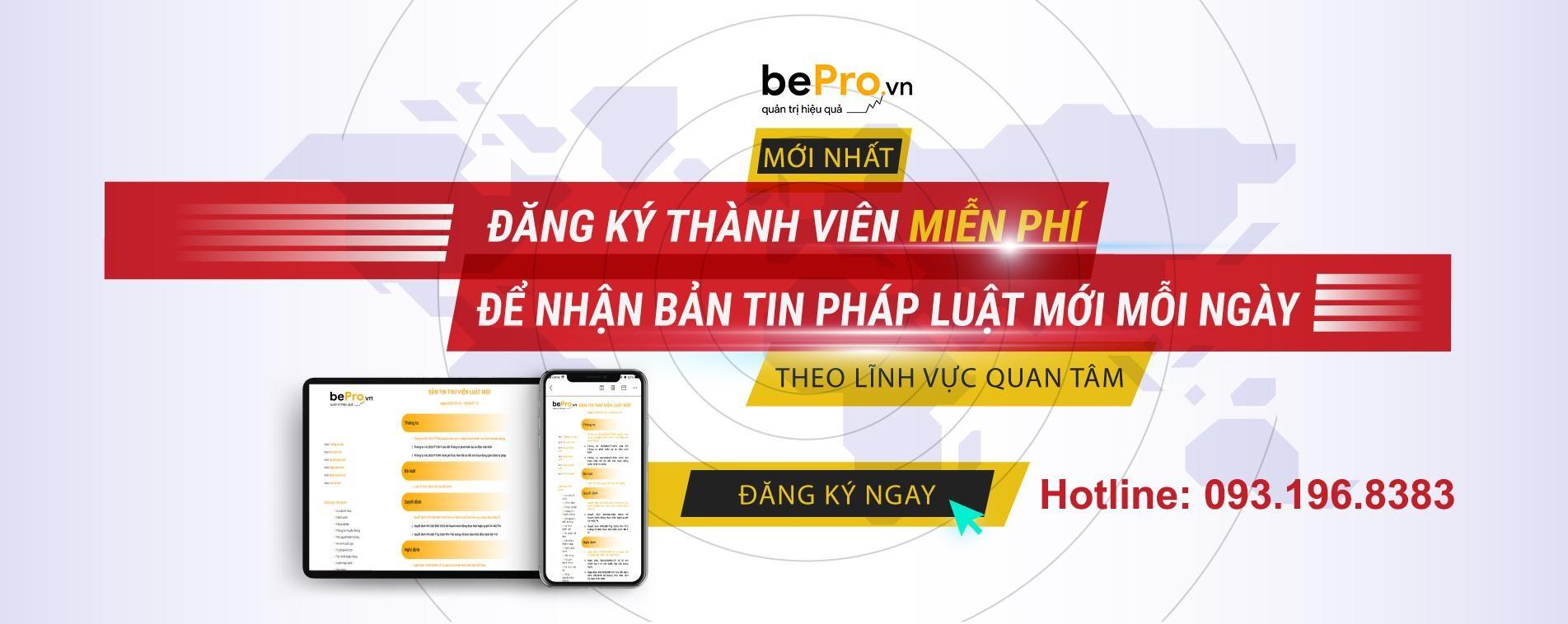 BePro.vn - Chuyên nghiệp hóa hoạt động kế toán với chi phí hợp lý 2