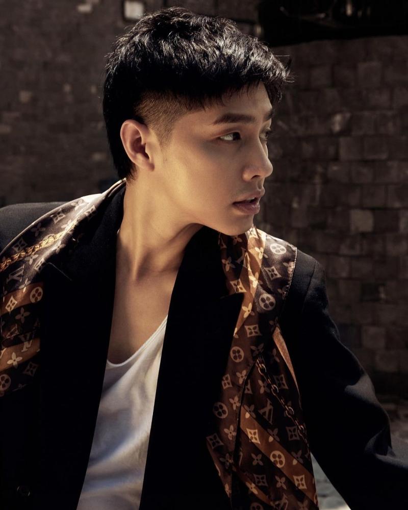 Noo Phước Thịnh sở hữu gương mặt mà concept đàn ông...