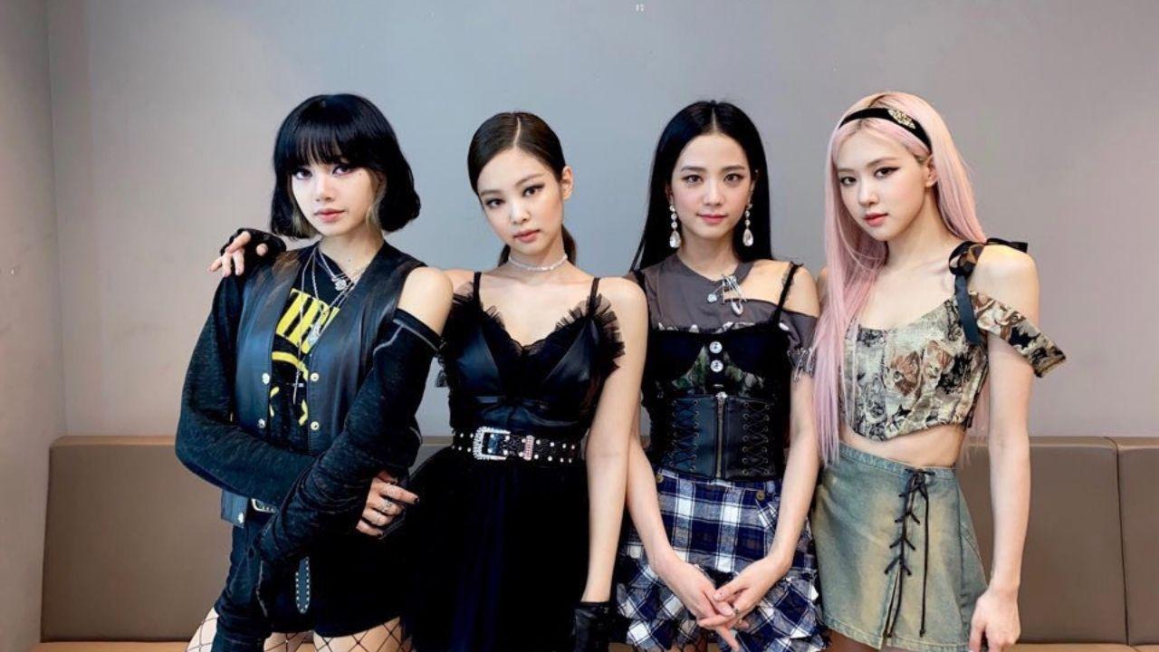 Lần đầu trình diễn Lovesick Girls trên truyền hình Mỹ, BLACKPINK khiến fan không thể dời mắt 2