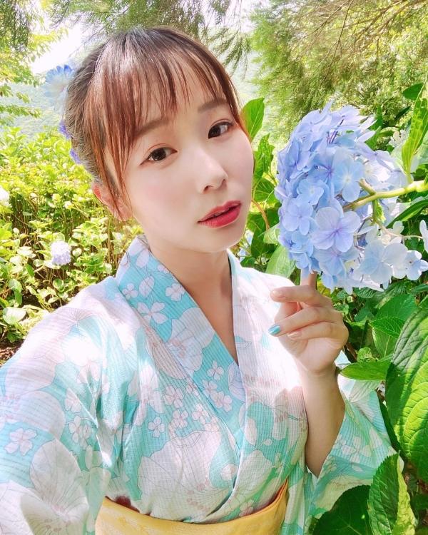Hình tượng tươi tắn và dễ thương của Sayuri.