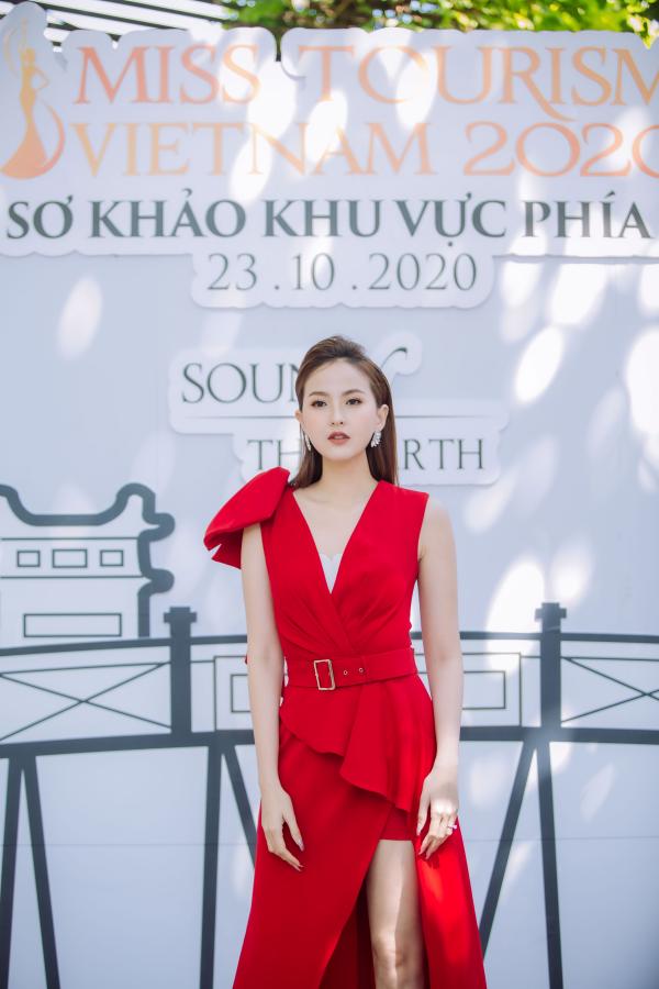 Miss Tourism Vietnam 2017 - Khánh Ngân