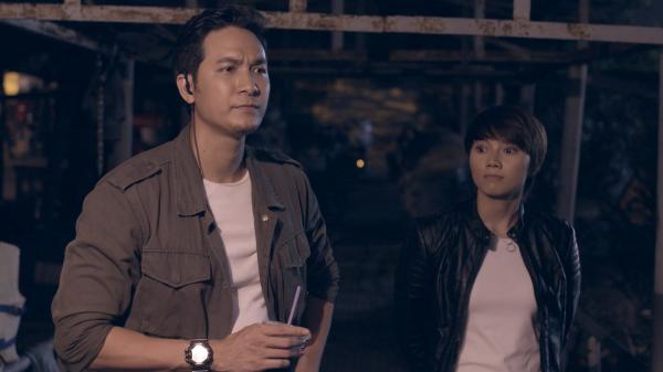 Trường Thịnh và Linh Chi trở thành cộng sự phá án trong 'Phía sau bóng tối' 3
