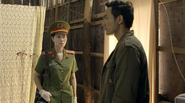 Trường Thịnh và Linh Chi trở thành cộng sự phá án trong 'Phía sau bóng tối' 1