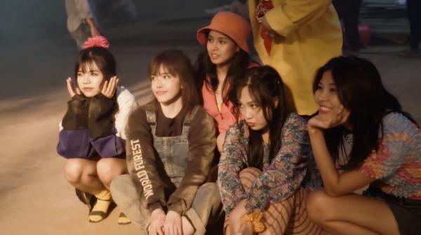 MV lọt Top 3 trending, Thiều Bảo Trâm hé lộ hậu trường bị đánh tới 15 lần cho cảnh quay cuối 3