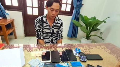 Đối tượng Nguyễn Văn Phúc. Ảnh: VTV24