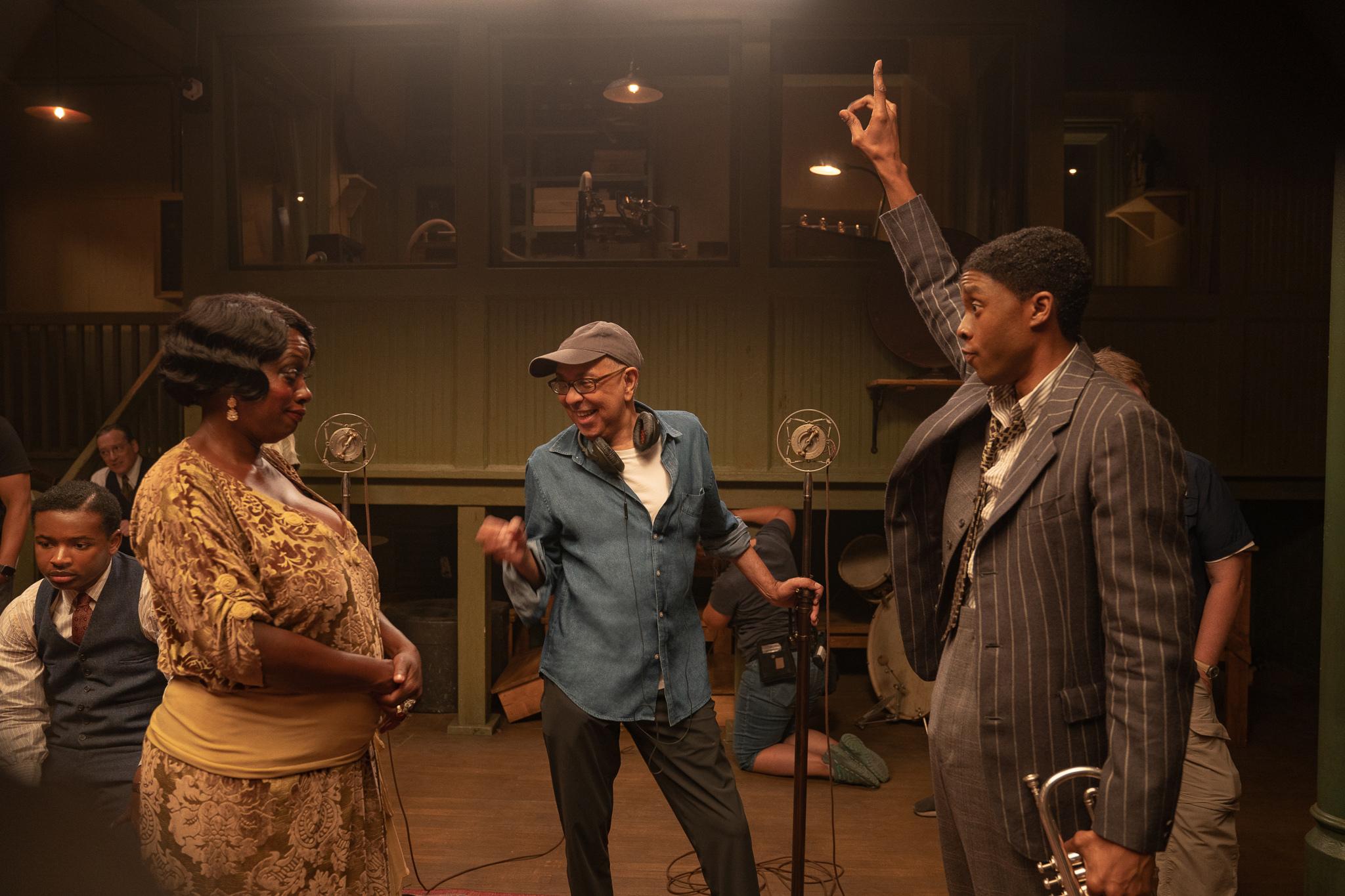 Vai diễn cuối cùng của Chadwick Boseman sẽ được ứng cử Oscar 2021.