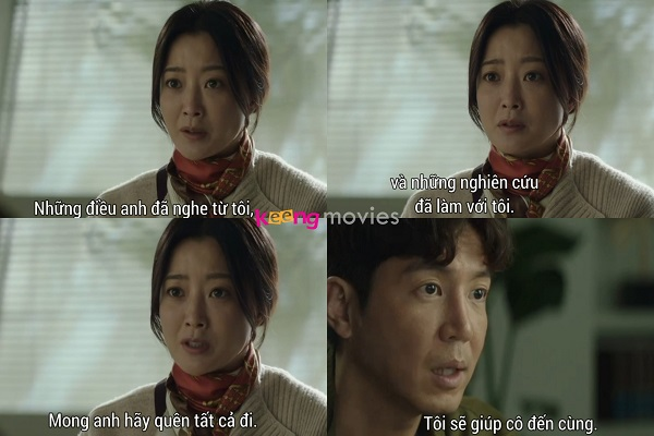 Giám đốc Seok Oh Won không muốn từ bỏ dự án.