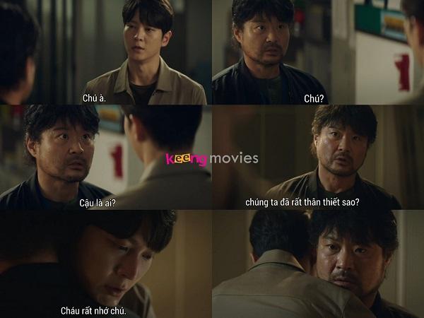 Jin Gyeom xúc động khi gặp lại đội trưởng Ko.