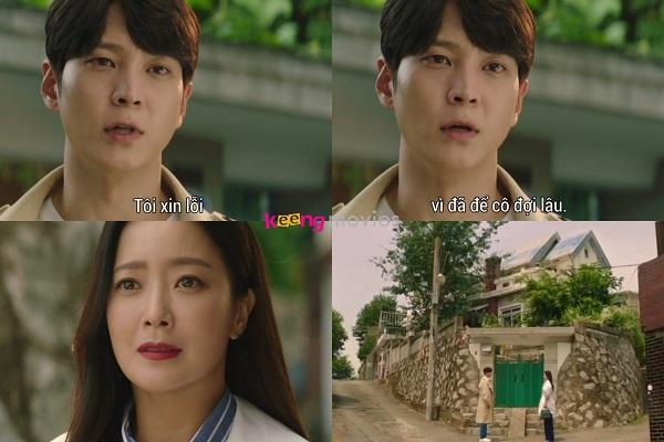 Park Jin Gyeom và Yoon Tae Yi hội ngộ.