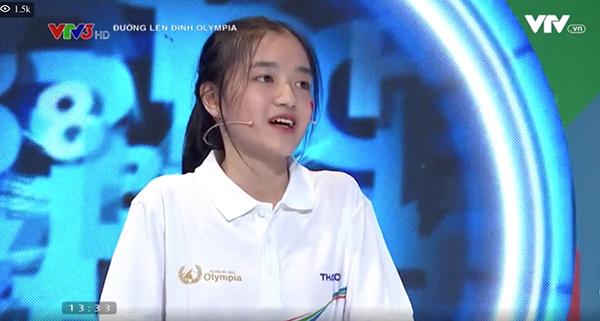 Phí Thanh Thuý gây ấn tượng bởi ngoại hình xinh xắn, dễ thương. Cô bạn có biệt tài chơi 5 loại rubic khác nhau với kỷ lục 40s.