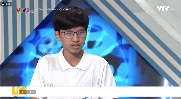 Với 220 điểm, Hoàng Phú là thí sinh có điểm nhì khá ấn tượng.