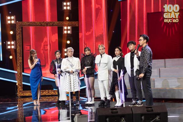 Chuyển thể nhạc kịch vương quyền bằng hit của Vũ Cát Tường và Soobin Hoàng Sơn, P336 vào thẳng chung kết '100 giây rực rỡ' 3