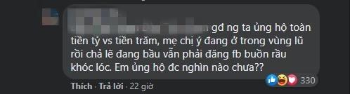 Kim Lý bị antifan chỉ trích vì không làm từ thiện, Hồ Ngọc Hà làm 'thơ ngang' đáp trả 5