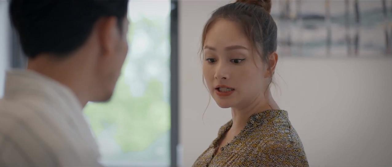 'Trói buộc yêu thương' trailer tập 16: Nghi ngờ chồng ra ngoài cặp kè với tình cũ, Lan Phương dọa có cách xử lý cao tay 1