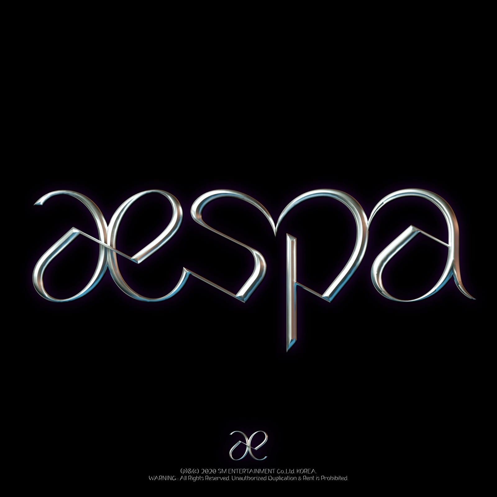 Logo nhóm nhạc Aespa của SM.