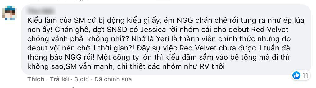 Netizen đặt nghi vấn về nhóm nhạc mới nhà SM: Để 'vùi lấp scandal'của Irene (Red Velvet)? 3