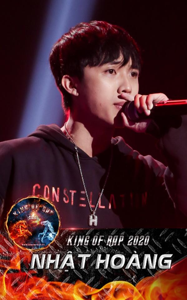 Nhật Hoàng gục ngã sau phần trình diễn 'cực cháy' tại Bán kết 'King of Rap', hành động của Lou Hoàng đáng ngưỡng mộ 2