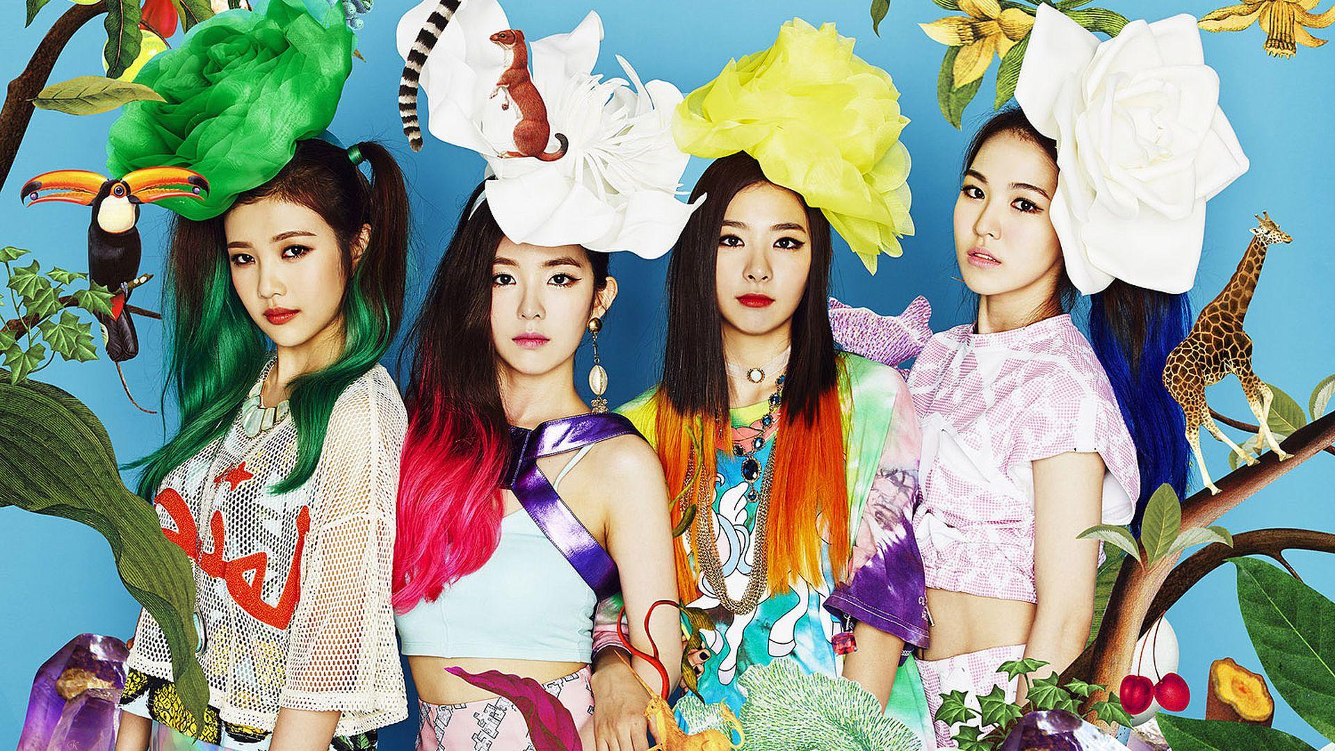 Những thị phi bủa vây lúc Red Velvet debut.