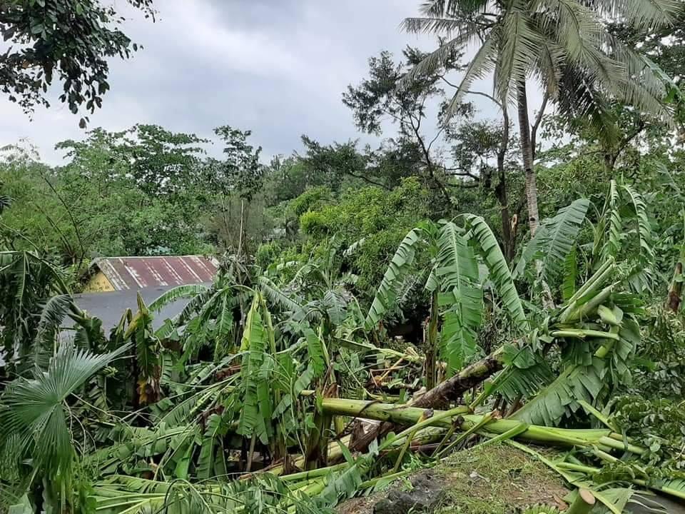 Hình ảnh cơn bão số 9 càn quét Philippines với sức gió mạnh dữ dội: Đã có những thiệt hại đầu tiên 8