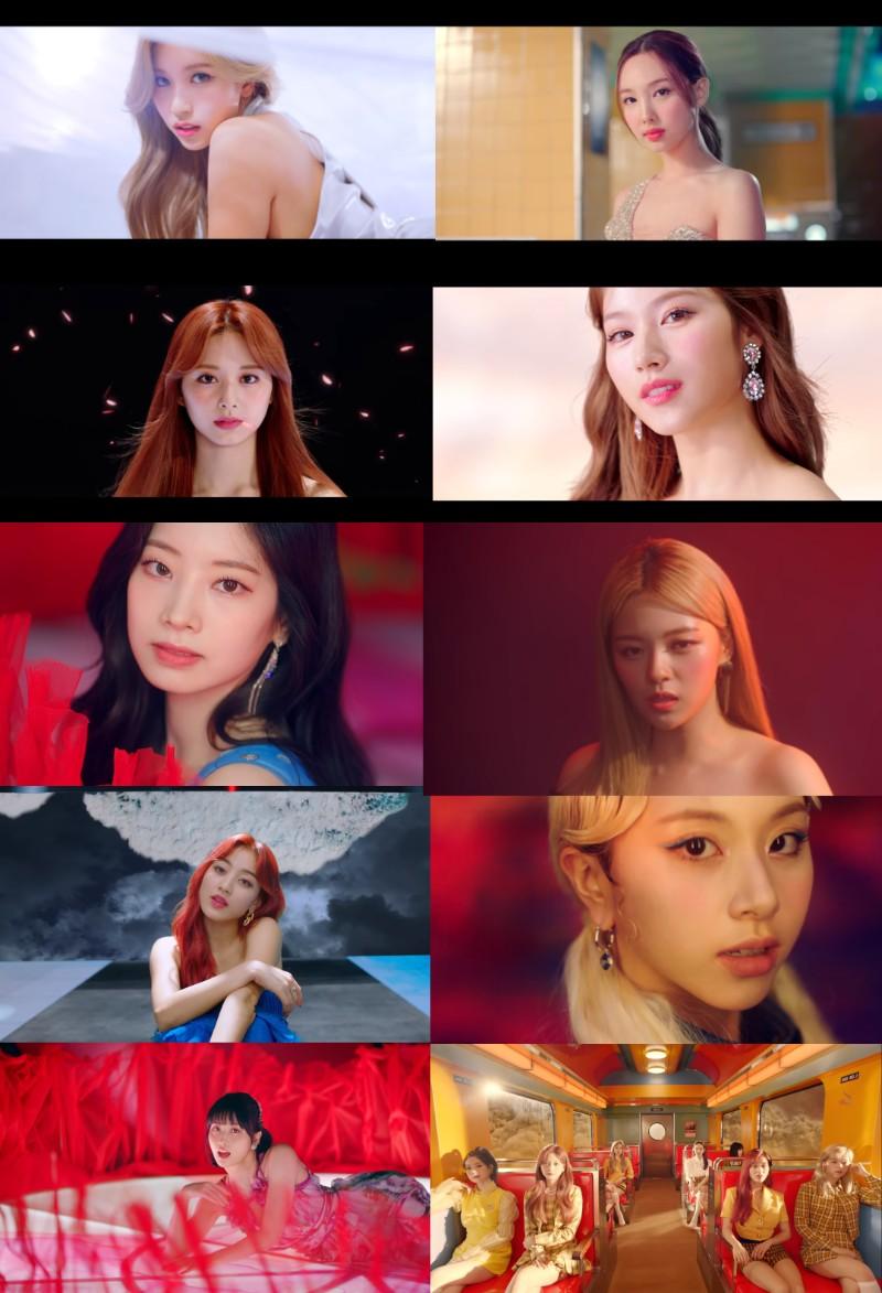Twice chính thức comeback với 'I can't stop me': Visual đẹp hết nấc nhưng sao giống bài múa mừng xuân thế này? 4