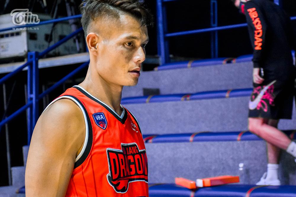 Chùm ảnh: Cầu thủ Danang Dragons thất thần sau trận thua đầy nuối tiếc 10