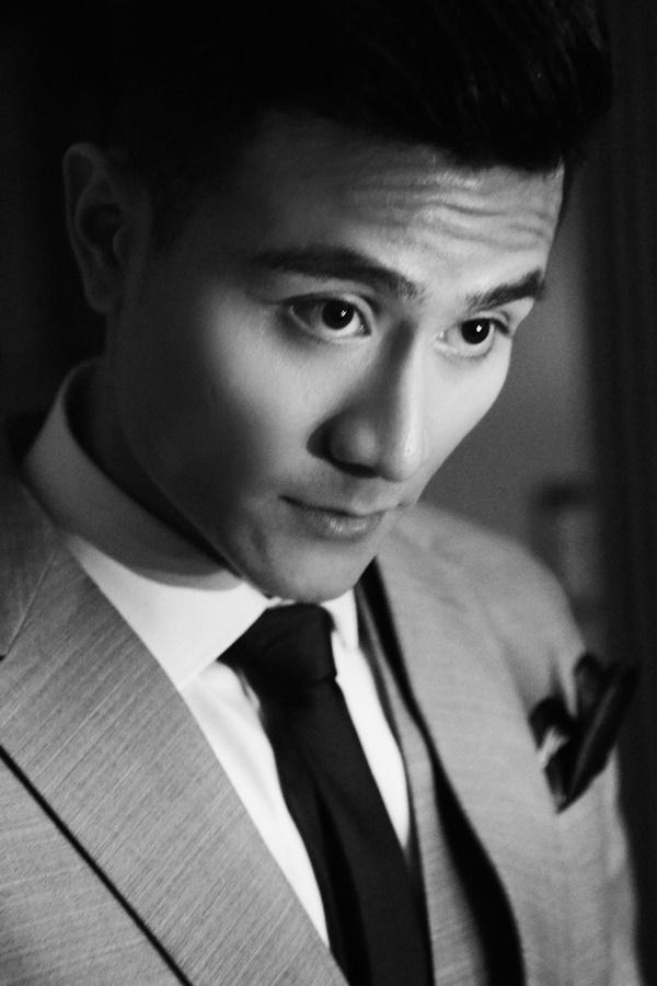 Vĩnh Thụy sinh năm 1988, bắt đầu làm mẫu từ năm 16-17 tuổi và nhanh chóng nổi tiếng. Mỗi khi xuất hiện, anh luôn ở vị trí veddette của các show thời trang.