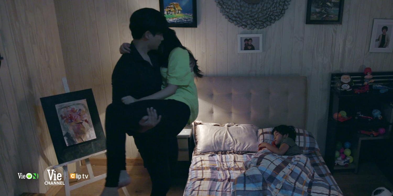 'Chọc Tức Vợ Yêu' tập 8: Nam chính tổng tàivà con trai nhỏ tranh nhau đòi cưới nữ chính xinh đẹp 3