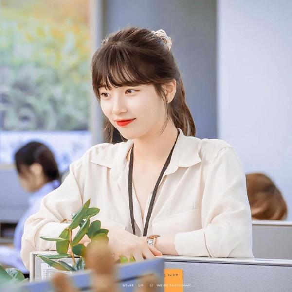 Phim mới của Suzy gây tranh cãi lớn: Vào vai 'nghèo rớt mồng tơi' nhưng dùng túi trăm triệu 7