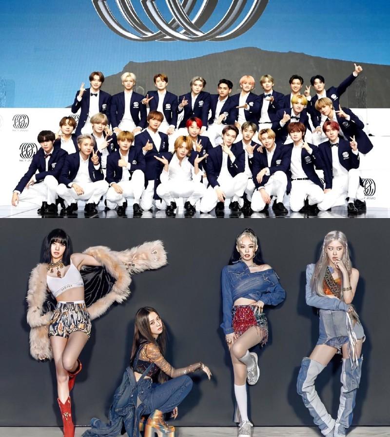 Ngoài BTS, Billboard 200 tuần này còn có sự góp mặt của 2 đại diện Kpop khác - NCT và Black Pink.