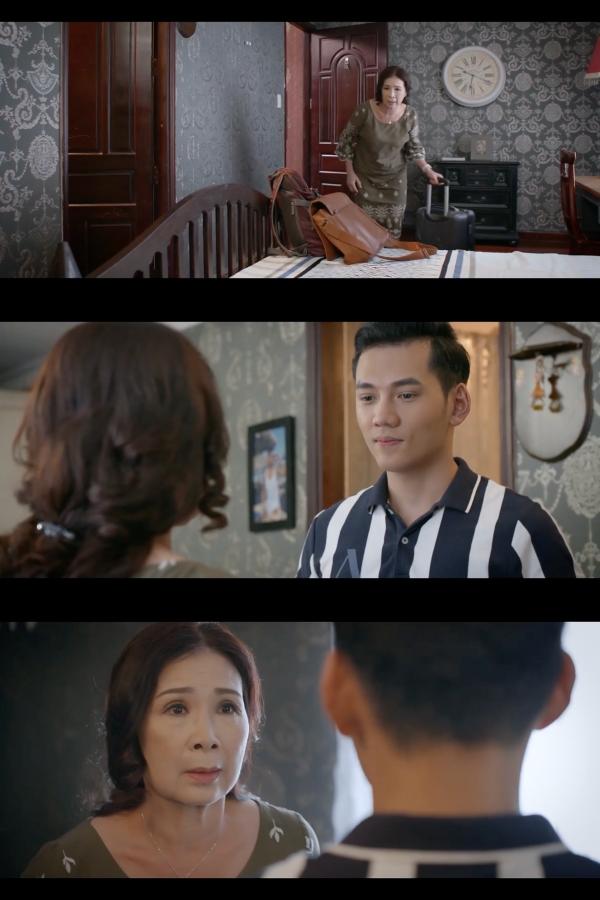 'Trói buộc yêu thương' trailer tập 17: Trương Quỳnh Anh quyết định về phe Ngọc Lan nhưng cô chị lại bày trò lật mặt 1