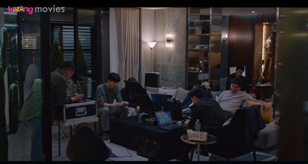 Cảnh sát tiến hành định vị mọi cuộc gọi đến Kim Seo Jin.