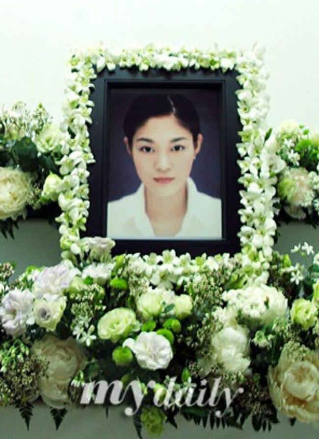 Đám tang của Lee Huyn Young.