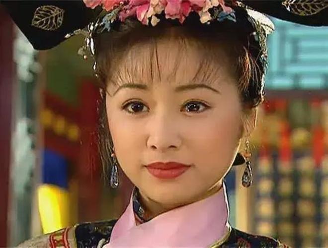 Lâm Tâm Như trong Hoàn Châu cách cách.
